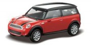 Kovový model auta MINI CLUBMAN 1-43